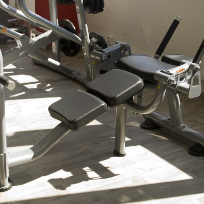 Abdominal crunch bench - Panther Gym