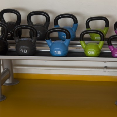 Kettlebell - Panther Gym